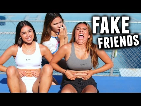 watch HOW TO MAKE REAL FRIENDS (NOT FAKE): Back To School Survival Guide 2016