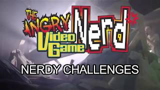"AVGN Behind-The-Scenes (2016) ""Nerdy Challenges"""