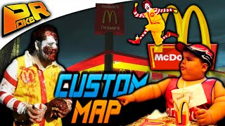 McDonald's CUSTOM MAP | PokeR988