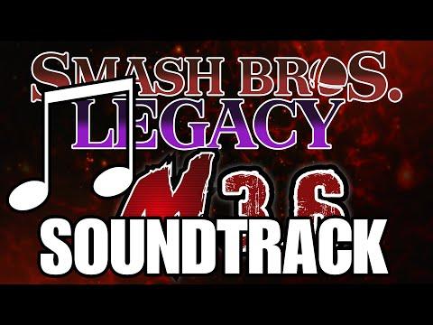 [1.21] Smash Bros. Legacy M 3.6 Soundtrack Preview