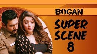 Bogan - Super Scene 8 | Hindi Dubbed | Jayam Ravi | Arvind Swamy | Hansika Motwani