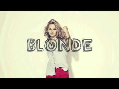 Blonde by Bridgit Mendler (Lyrics + Pictures)
