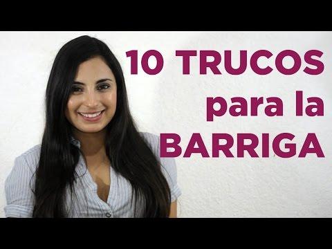 10 trucos infalibles para disimular la barriga y lucir un vientre plano