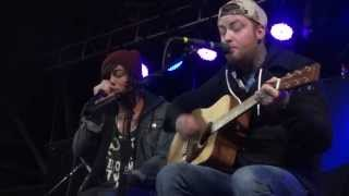 With Ears To See & Eyes To Hear (Acoustic) - Sleeping With Sirens - 4.12.13