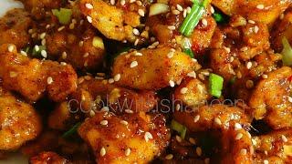 How To Make Crispy Honey Chilli Chicken