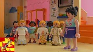 Película Playmobil: Casting para la obra de Navidad