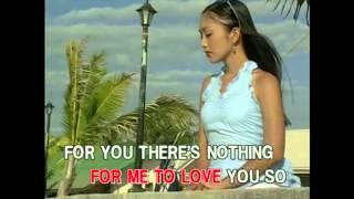 Forever's Not Enough - Sarah Geronimo (Karaoke Cover)