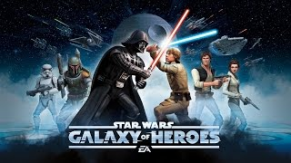 Star Wars: Galaxy of Heroes Official Announce Trailer