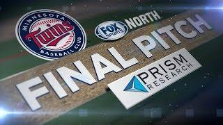 Twins Final Pitch: Minnesota suddenly generating momentum