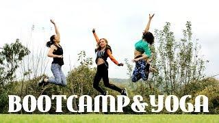 Yoga & Bootcamp | FITBUKIZLAR | İpek Nazlı