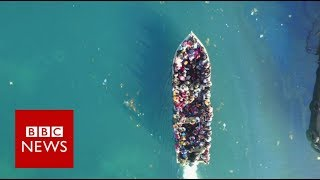Billion dollar migrant trail - BBC News