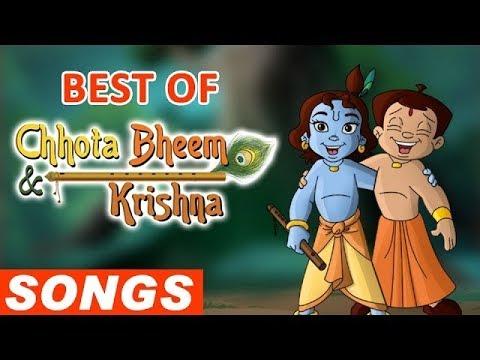 Best of Chhota Bheem and Krishna Songs