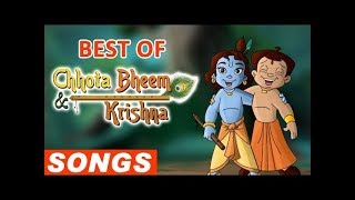 Best of Chhota Bheem and Krishna Songs