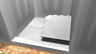 ProVa Shower System 48