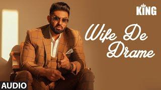 WIFE DE DRAME: Harsimran (Full Audio Song) King | Prince Saggu | Latest Punjabi Songs