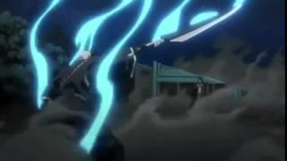 Bleach Fullbring saga: All Getsuga Tenshou +Final Hit