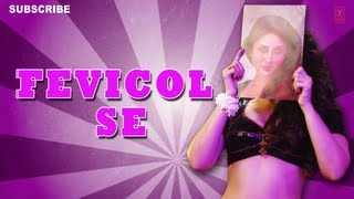Making of Song Fevicol Se Dabangg 2 | Salman Khan, Kareena Kapoor
