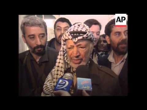 Adds anti-Arafat demo by PFLP