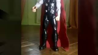 Thor vs hullk
