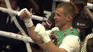 WBC Silver cruiserweight title: BRIEDIS vs DURODOLA