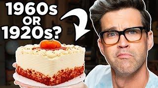 100 Years of Cake Taste Test