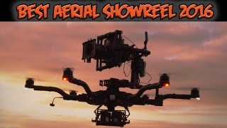 Best Aerial Showreel of 2016 - Flying Dragon Elite Aerial Drone Cinematography