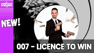 ⚫007 SLOTS 🍸Licence to WIN! ✦ BCSlots