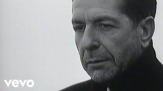 Leonard Cohen - First We Take Manhattan (Promo video - 1988)