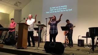 Sunday Service at Alliance Church NY