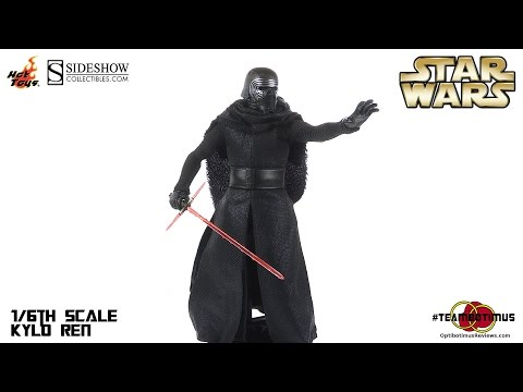Hot toys Star Wars Kylo Ren Video Review