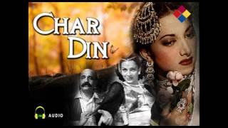 Char Din Haseenon Ki Adayen Bhi | Char Din 1949| Iqbal, Lata Mangeshkar