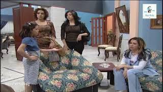 بنات اكريكوز ـ رولا خايفة ترسب بالبكالوريا و قربت نتايج ـ مها المصري ـ نادين تحسين بك