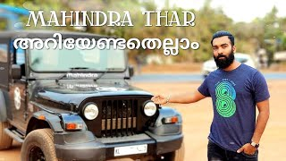 New Mahindra Thar used review in malayalam