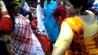 Kushtia Govt.college Bangla Noboborsho boron
