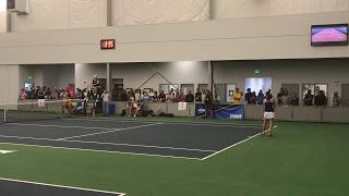 Juli Raventos wins 5th and deciding match in NCAA championship