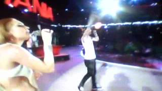 John Cena WrestleMania 28 Entrance ft. Machine Gun Kelly