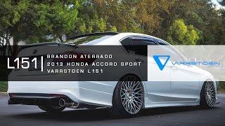 9th Gen Accord Sport | Beauty In Luxury | VarrsToen Wheels L151 1080P