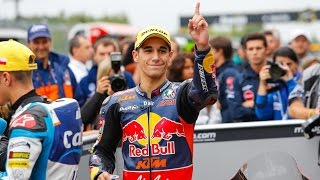 Luis Salom's racing career