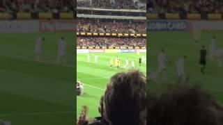 Australia vs Saudi Arabia (3-2) amazing goal