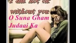 Humain Tum Se Peyar Falak Shabir With Lyrics ByAR