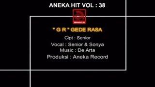 Senior - 'GR' Gede Rasa [OFFICIAL VIDEO]