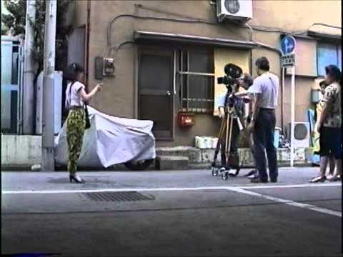 The Making of BLUE GUSH deaf 35mm filmmaking CC