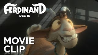 "Ferdinand | ""The Calming Goat"" Clip | 20th Century FOX"