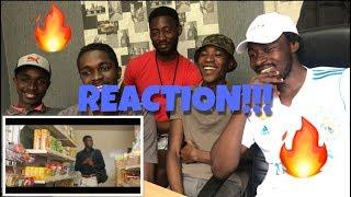 Ghanaians react to Kofi Mole ft Kwesi Arthur - Mensah | Ground Up Tv - REACTION!