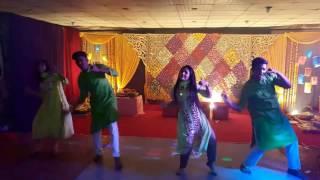 Ador bhaiyar holud shondha