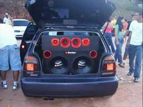 carros de som e tunados
