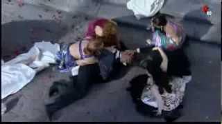 Cuando me enamoro - Pepa le dispara a Gonzalo y a Regina