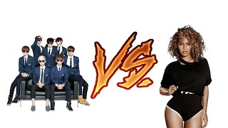 KPOP vs. Western POP Music [Songs With The Same/Similar Names]