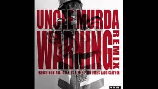 Uncle Murda - Warning (Remix)(Ft. French Montana,Jadakiss,Styles P,Jim Jones,Vado,Cam'ron) +Lyrics