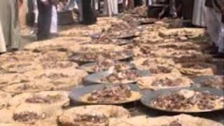 261 - هل يُعتبر صنع الطعام من الصدقة على الميت